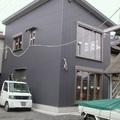 可児市:ガルバリウム鋼板の家、軽く地震にも強い建物